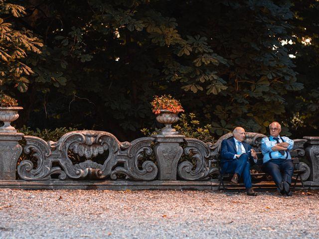 Il matrimonio di Alessandro e Chiara a Inverigo, Como 39