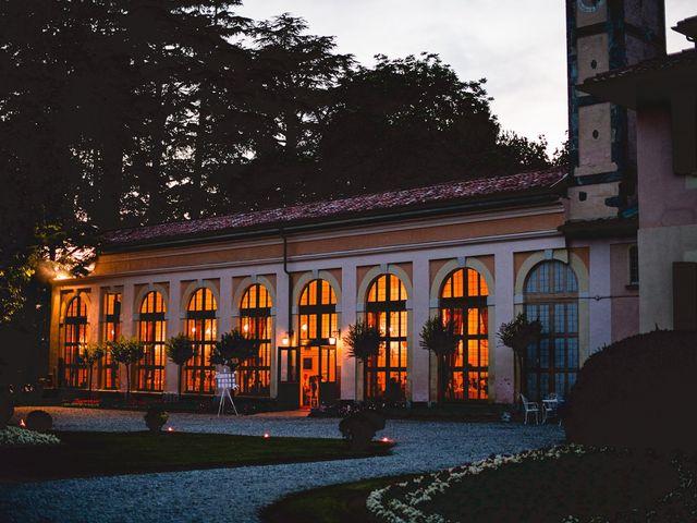 Il matrimonio di Alessandro e Chiara a Inverigo, Como 40