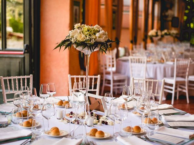 Il matrimonio di Alessandro e Chiara a Inverigo, Como 41
