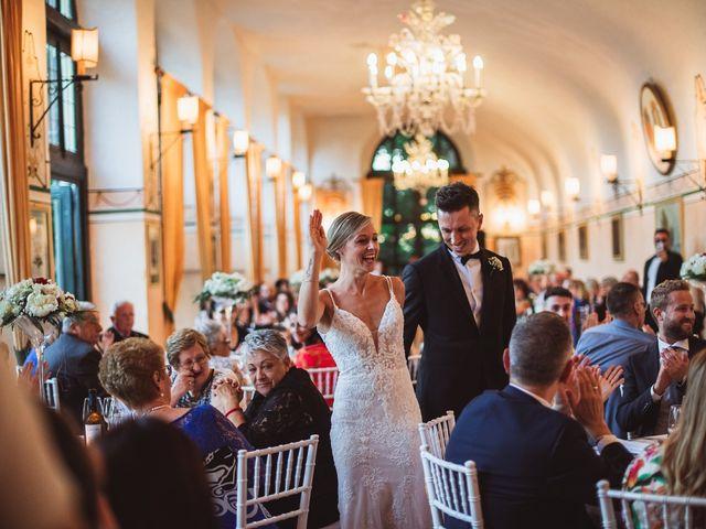 Il matrimonio di Alessandro e Chiara a Inverigo, Como 43