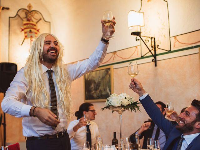 Il matrimonio di Alessandro e Chiara a Inverigo, Como 44