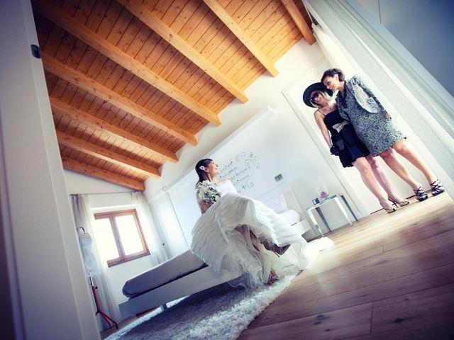 Il matrimonio di Stefano e Sabrina a Tradate, Varese 9