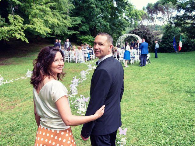 Il matrimonio di Stefano e Sabrina a Tradate, Varese 16