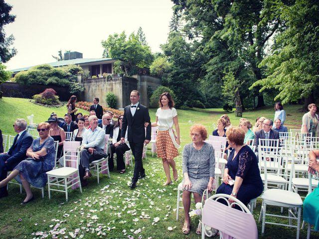 Il matrimonio di Stefano e Sabrina a Tradate, Varese 17