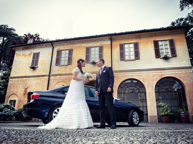 Il matrimonio di Stefano e Sabrina a Tradate, Varese 20