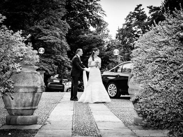 Il matrimonio di Stefano e Sabrina a Tradate, Varese 21