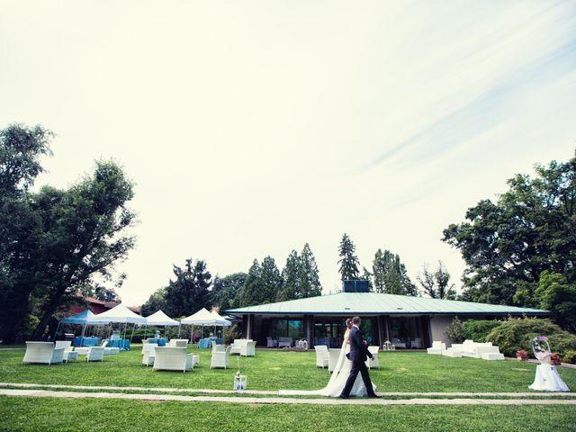 Il matrimonio di Stefano e Sabrina a Tradate, Varese 22