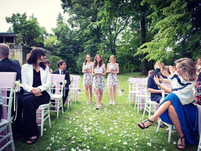 Il matrimonio di Stefano e Sabrina a Tradate, Varese 23