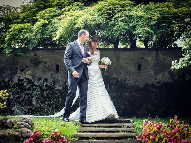 Il matrimonio di Stefano e Sabrina a Tradate, Varese 24