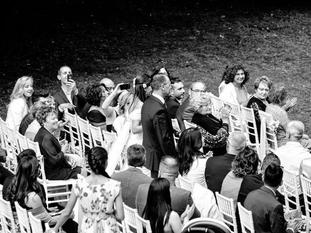 Il matrimonio di Stefano e Sabrina a Tradate, Varese 25