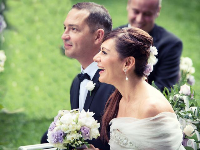 Il matrimonio di Stefano e Sabrina a Tradate, Varese 26