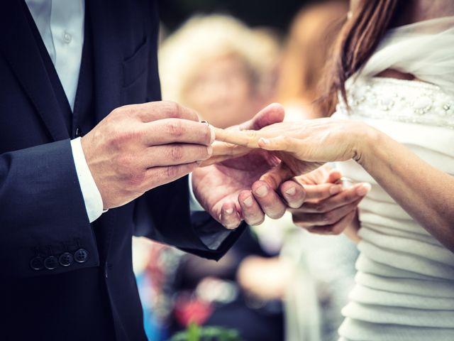 Il matrimonio di Stefano e Sabrina a Tradate, Varese 30