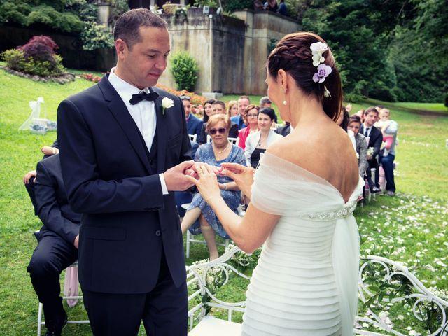 Il matrimonio di Stefano e Sabrina a Tradate, Varese 31