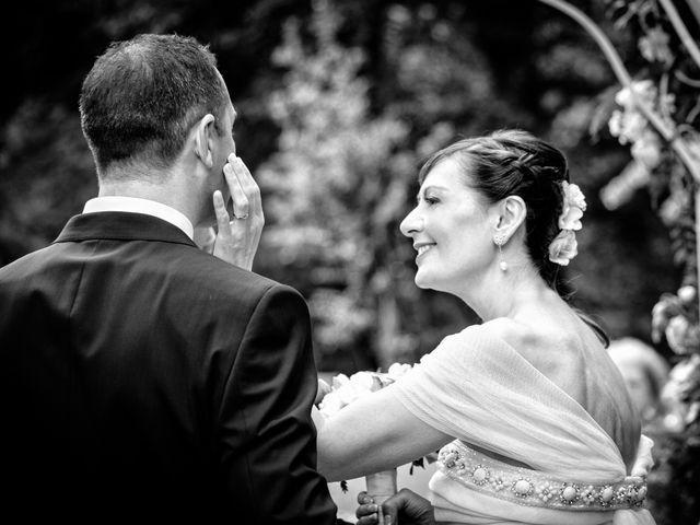 Il matrimonio di Stefano e Sabrina a Tradate, Varese 35