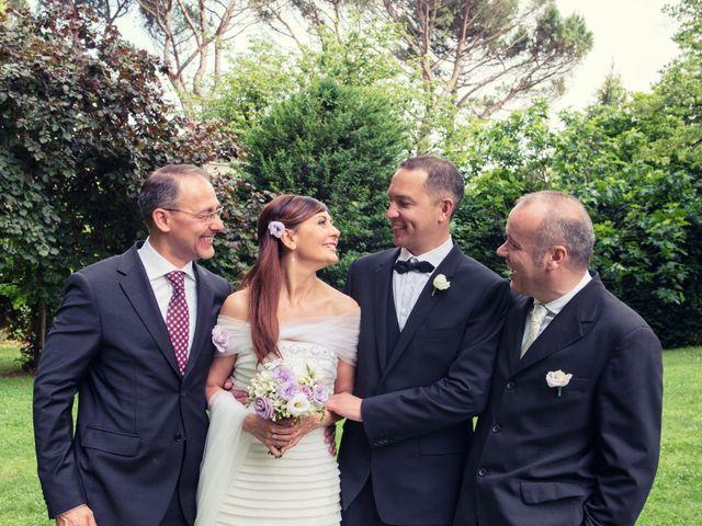 Il matrimonio di Stefano e Sabrina a Tradate, Varese 36
