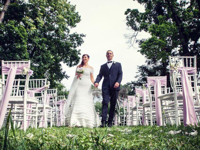 Il matrimonio di Stefano e Sabrina a Tradate, Varese 37