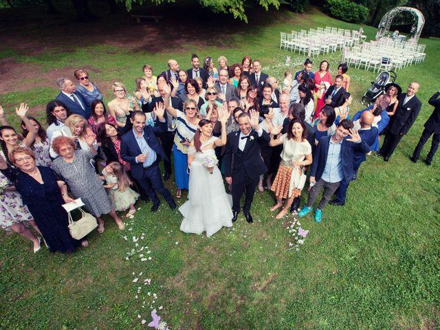 Il matrimonio di Stefano e Sabrina a Tradate, Varese 39