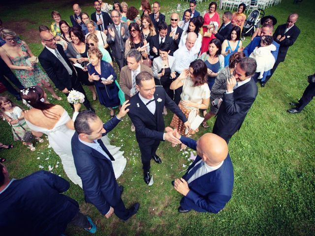 Il matrimonio di Stefano e Sabrina a Tradate, Varese 40
