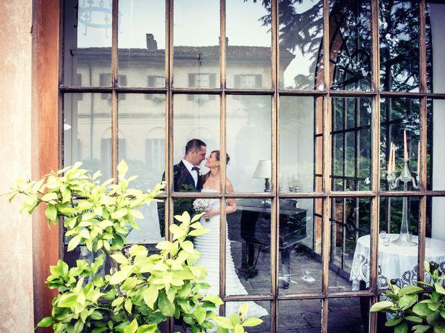 Il matrimonio di Stefano e Sabrina a Tradate, Varese 44