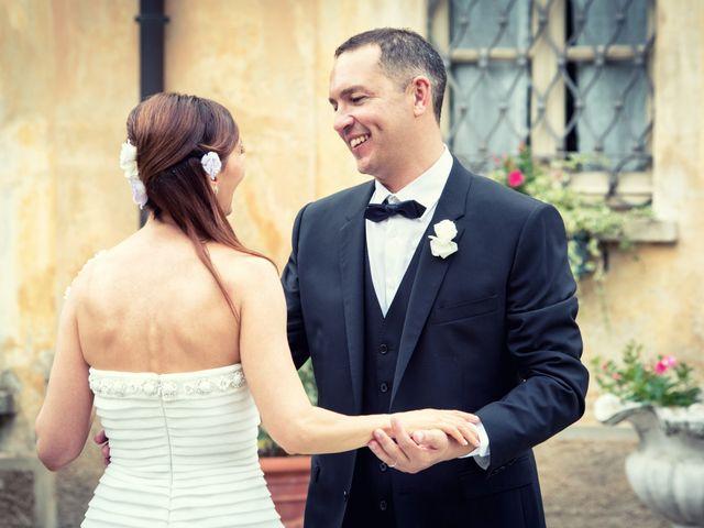 Il matrimonio di Stefano e Sabrina a Tradate, Varese 45