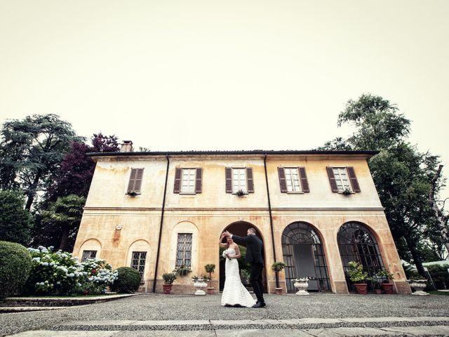 Il matrimonio di Stefano e Sabrina a Tradate, Varese 46