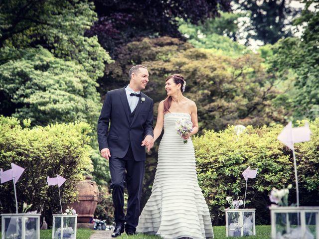 Il matrimonio di Stefano e Sabrina a Tradate, Varese 48