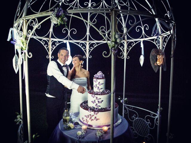 Il matrimonio di Stefano e Sabrina a Tradate, Varese 55