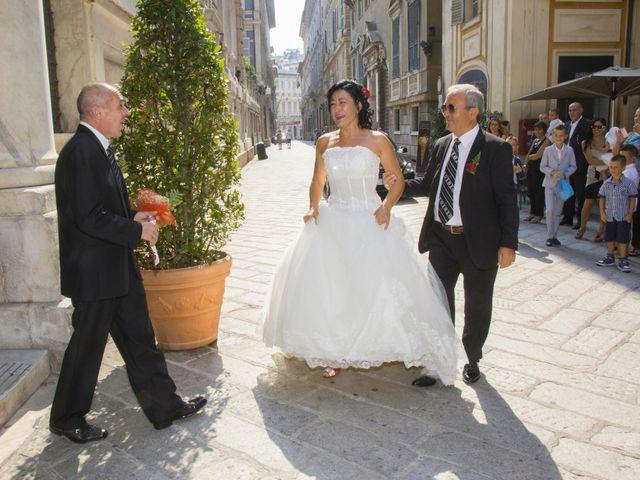 Il matrimonio di Fabio e Elena a Genova, Genova 6