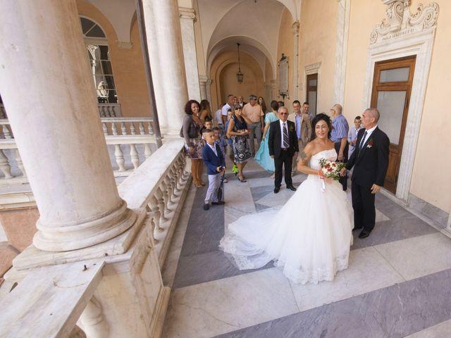 Il matrimonio di Fabio e Elena a Genova, Genova 7