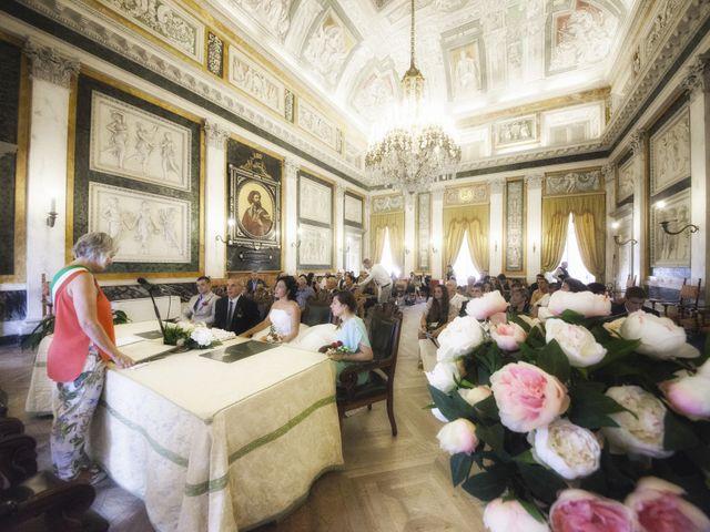Il matrimonio di Fabio e Elena a Genova, Genova 8