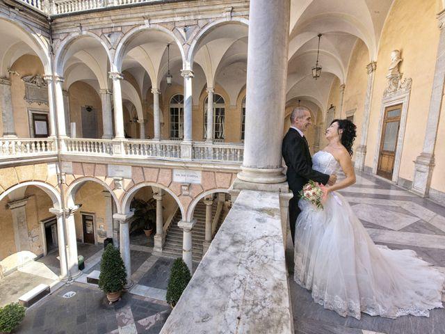 Il matrimonio di Fabio e Elena a Genova, Genova 11