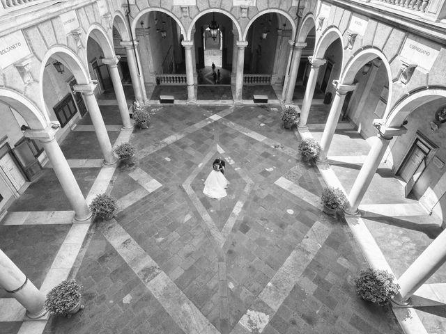 Il matrimonio di Fabio e Elena a Genova, Genova 14