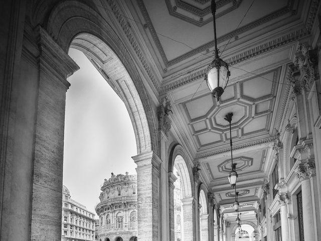 Il matrimonio di Fabio e Elena a Genova, Genova 18