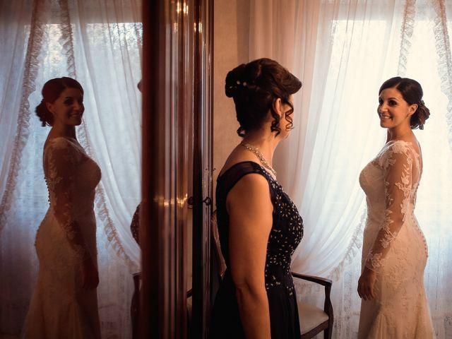 Il matrimonio di Francesco e Jessica a Fabrica di Roma, Viterbo 5