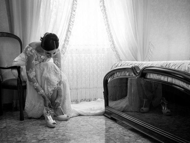 Il matrimonio di Francesco e Jessica a Fabrica di Roma, Viterbo 6