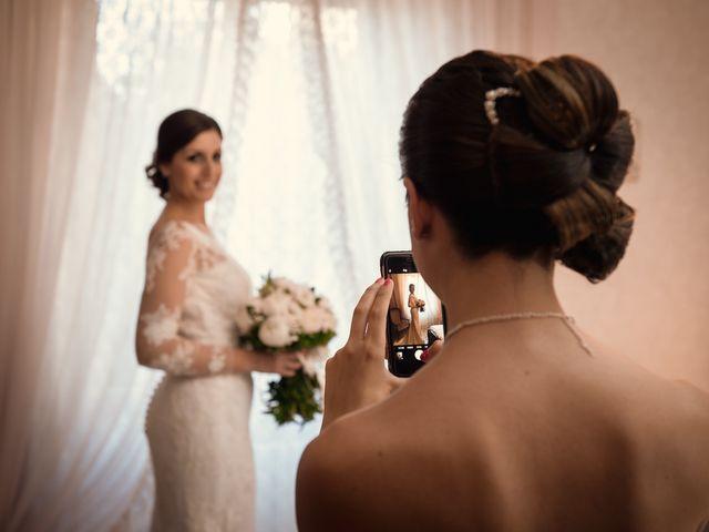 Il matrimonio di Francesco e Jessica a Fabrica di Roma, Viterbo 7