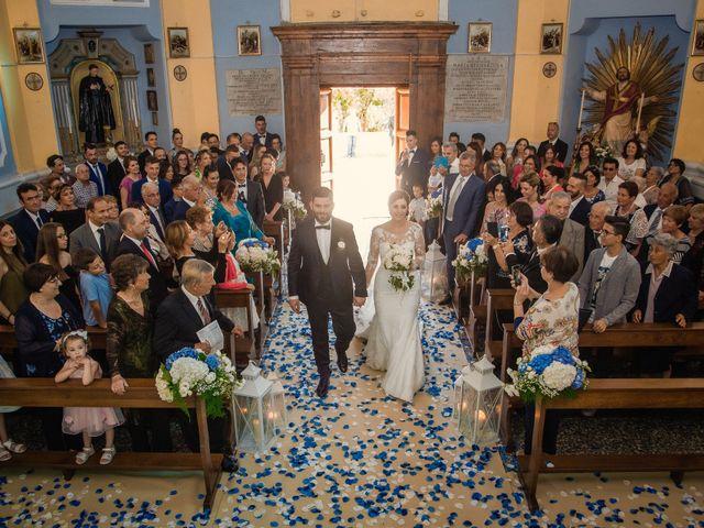 Il matrimonio di Francesco e Jessica a Fabrica di Roma, Viterbo 9