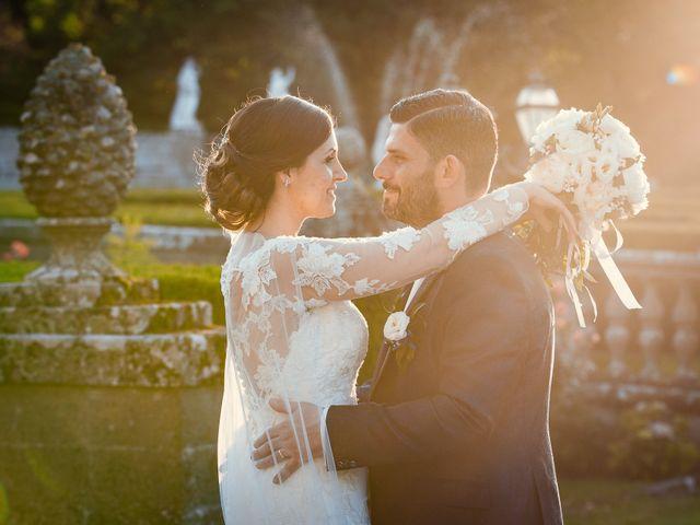 Il matrimonio di Francesco e Jessica a Fabrica di Roma, Viterbo 11