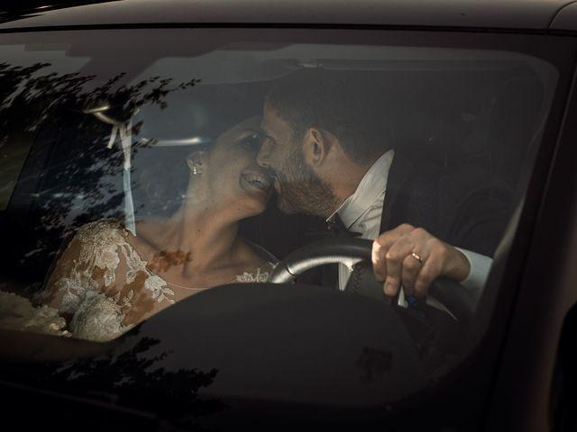 Il matrimonio di Francesco e Jessica a Fabrica di Roma, Viterbo 13