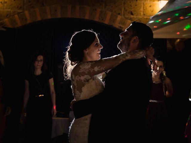 Il matrimonio di Francesco e Jessica a Fabrica di Roma, Viterbo 17