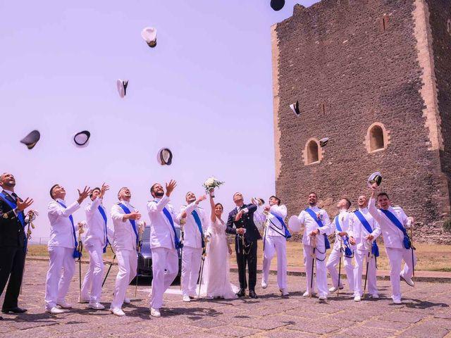 Il matrimonio di Valentina e Edoardo a Paternò, Catania 2