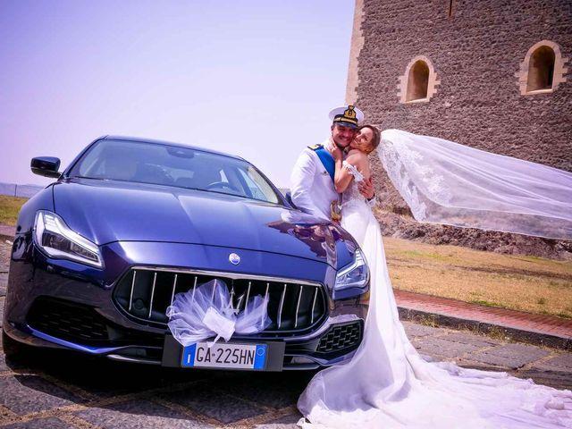 Il matrimonio di Valentina e Edoardo a Paternò, Catania 5