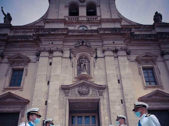 Il matrimonio di Valentina e Edoardo a Paternò, Catania 54