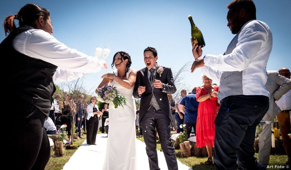 Il matrimonio di Rita e Cristina a Cereseto, Alessandria