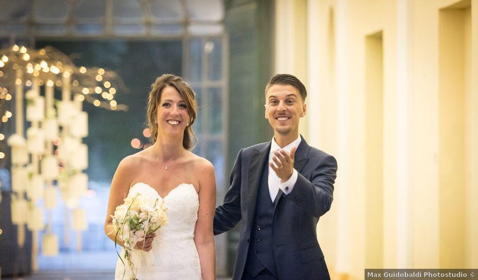 Il matrimonio di Piero e Roberta a Falconara Marittima, Ancona