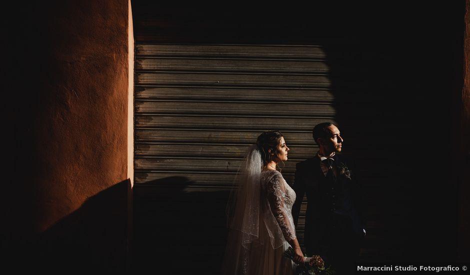 Il matrimonio di Matteo e Annamaria a Pistoia, Pistoia