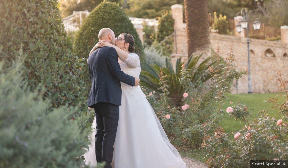 Il matrimonio di Amedeo e Alessandra a Porto Sant'Elpidio, Fermo