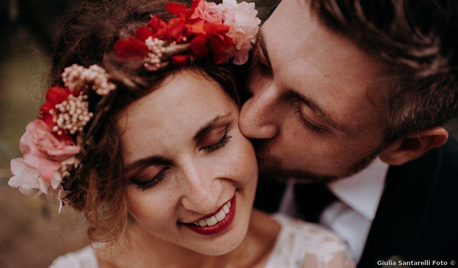 Il matrimonio di Giacomo e Chiara a Vetralla, Viterbo