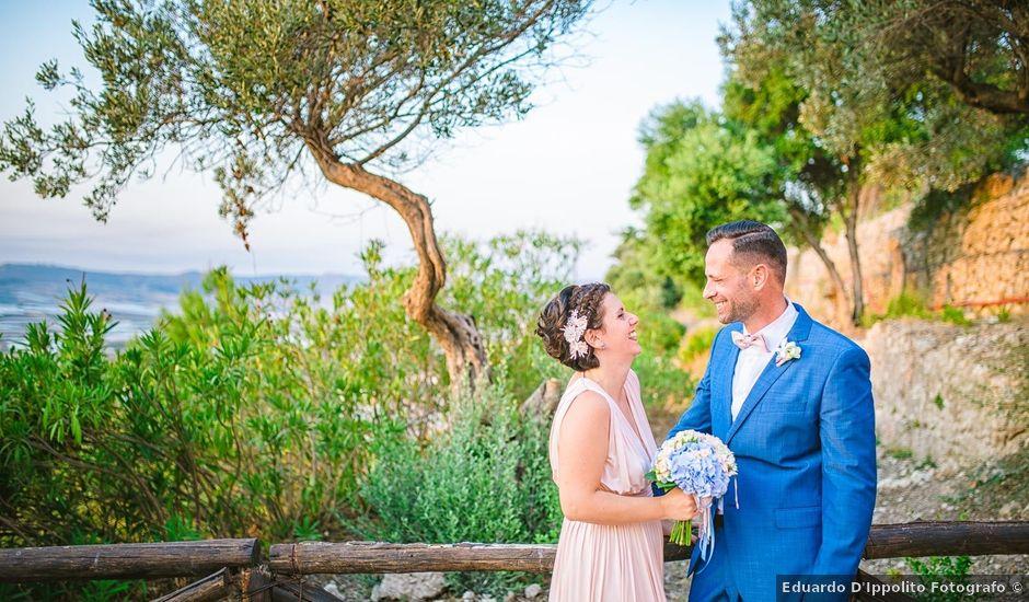 Il matrimonio di Imma e Marco a Licata, Agrigento