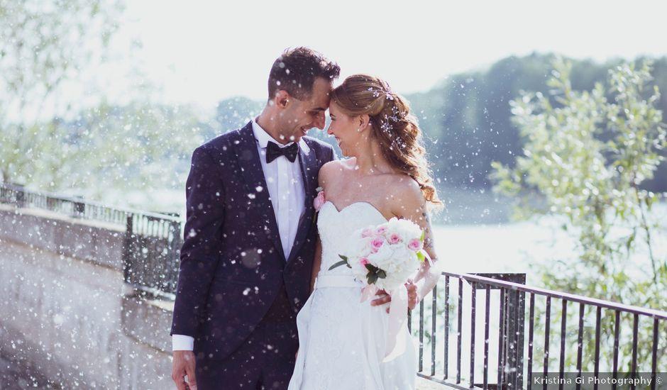 Il matrimonio di Nunzio e Vanessa a Settimo Torinese, Torino